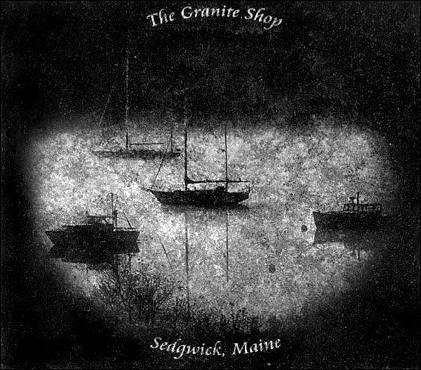 The Granite Shop Of Maine Etching