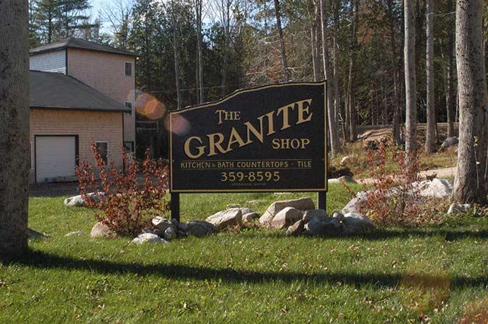 The Granite Shop of Maine